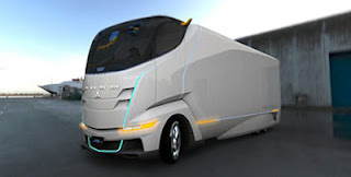 Design project Fuso Concept II