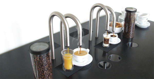 iPhone controlled Scanomat Coffee Faucet 03