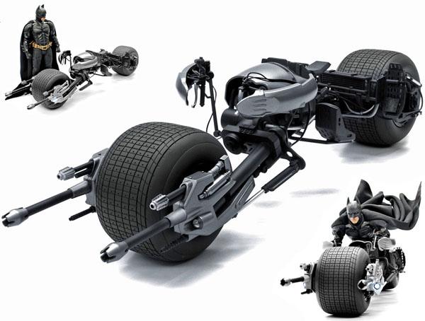 Dark Knight Rises Batpod