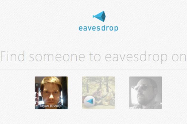 Rdio Eavesdrop