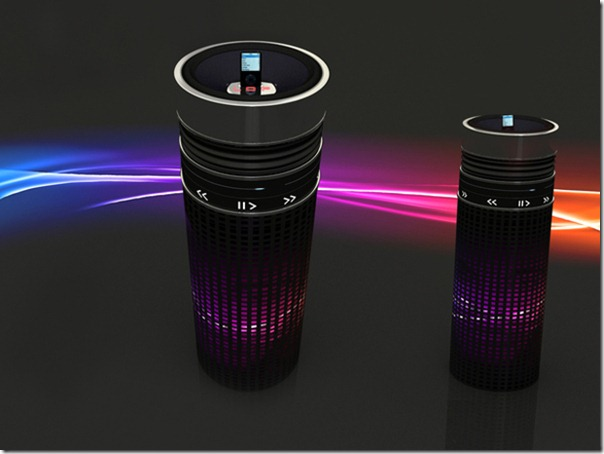 Future technology New concept of sound LOP