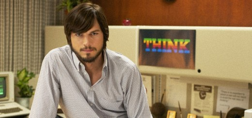 ashton 520x245 Review: jOBS is an entertaining, if impressionistic, portrait of Steve Jobs as a young man