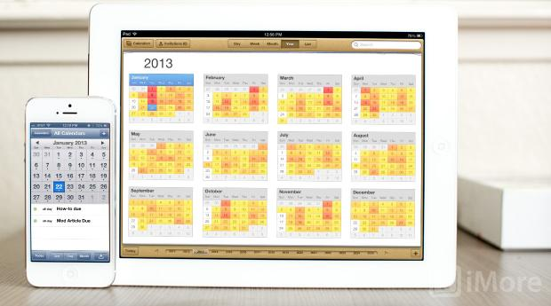 How to change Calendar view options on your iPhone and iPad