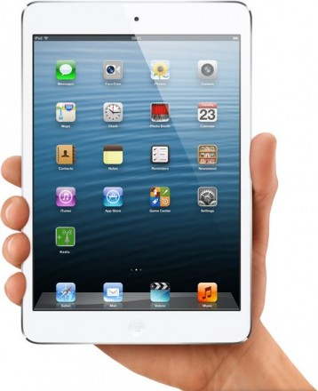 iPad Mini radio