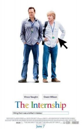 The Internship movie
