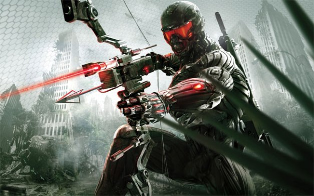 Crysis 3 Weapons