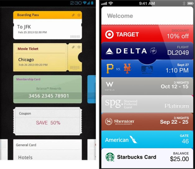 Samsung re-starts copier, announces Passbook for Android