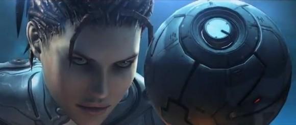 Sarah - starcraft 2