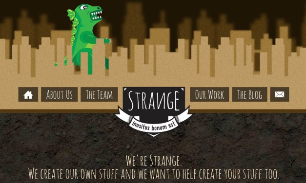 strange screen Should startups avoid funding? This studio thinks that is not so Strange