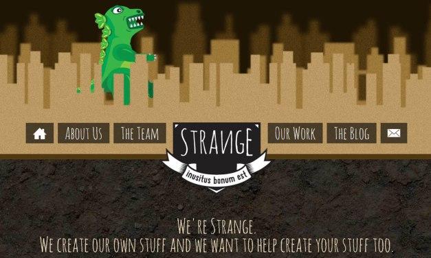 strange screen Should startups avoid funding? This studio thinks that is not so Strange